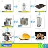 automatic bakery machine hamburger production line