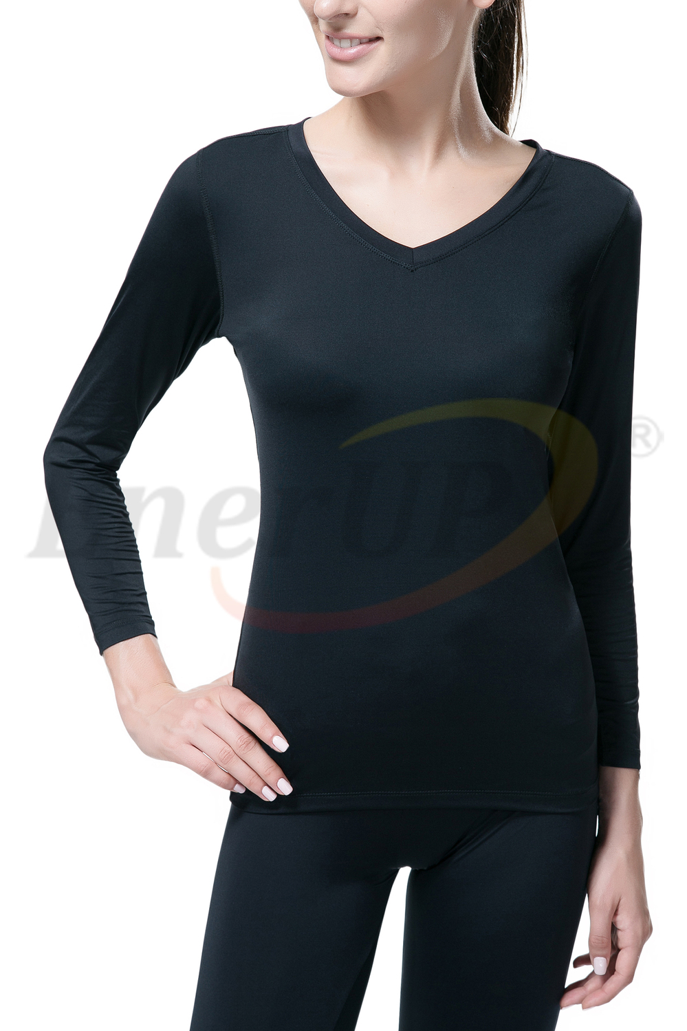 Wholesale Alibaba Skin Tight Women Long Sleeve T Shirt