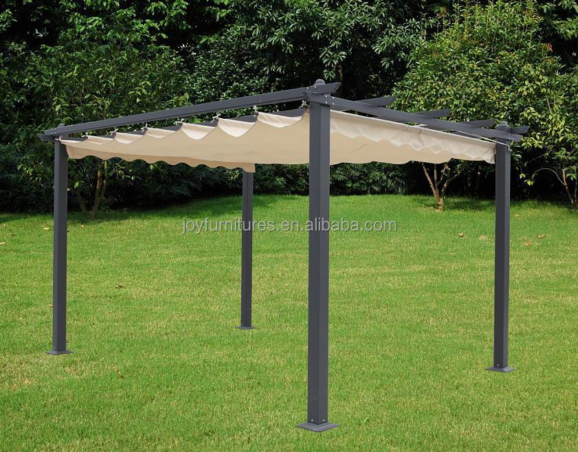 pergola pavillon metall dach pavillon tower produkt id. Black Bedroom Furniture Sets. Home Design Ideas