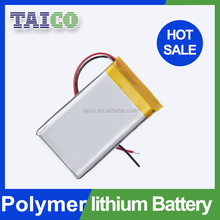 Portable products battery li-ion battery pack 3.7v 400mah