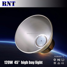Narrow angle led industry high bay light for factory warehouse lighting solution design