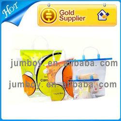 hot sale hermetic bag neck sealer, plastic food bag sealer stick