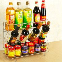 Hot sale Multi function kitchen spice rack/ kitchen metal spice rack/ wall mounted metal spice rack