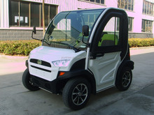 2 seats 2-door 60V Chinese Electric Car For Sale