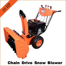 HOT!10HP Snow Thrower/ Snowplow blowers for garden