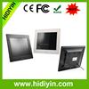Digital Picture Frame , 8 Inch Digital Photo Frame (8 inch Digital Frame) Multiple Function,Support Video & Picture