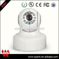 High cost-effective hidden cameras with zoom outdoor ip ptz wireless camera 720P