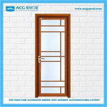 Promotional aluminum door arched flush door price