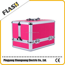 Manufacturer Supply Exquisite Makeup Artist Cosmetic Case