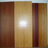CE Waterproof Solid Bamboo Floor Traditional Bamboo Flooring Vertival and Horizontal