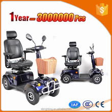 china aluminum stunt scooter good adjustable and fold kick scooter