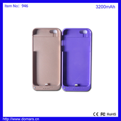Domars Powerful Battery Case Wholesale Cellphone Charger Case For Iphones Samsung Galaxy