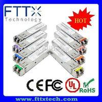 hot sale SFP fiber optice module fiber optic transceiver and receiver with DDMI