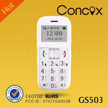 High sensitive mobile phone tracking device GS503