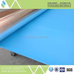 China supplier high quality metallized aluminum roof covering/underlayment