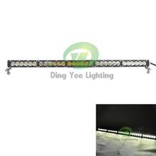 5W Amber White light bar 4x4 police car light bar 150w led light bar for car 12v