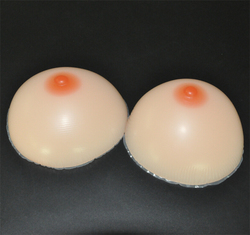 Silicone Fake Breast Forms silicone for Mastectomy