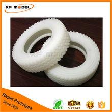 Precious rubber made product