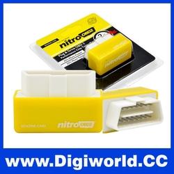 New NitroOBD2 Benzine Car Chip Tuning Box Plug and Drive Nitro OBD2 Chip Tuning Box