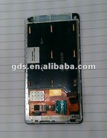 AMOLED Touch Digitizer LCD Display Screen Assembly for Nokia N9