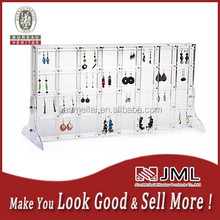 OEM/ODM Design !! factory price acrylic jewelry display stand, Countertop acrylic necklace display retailer