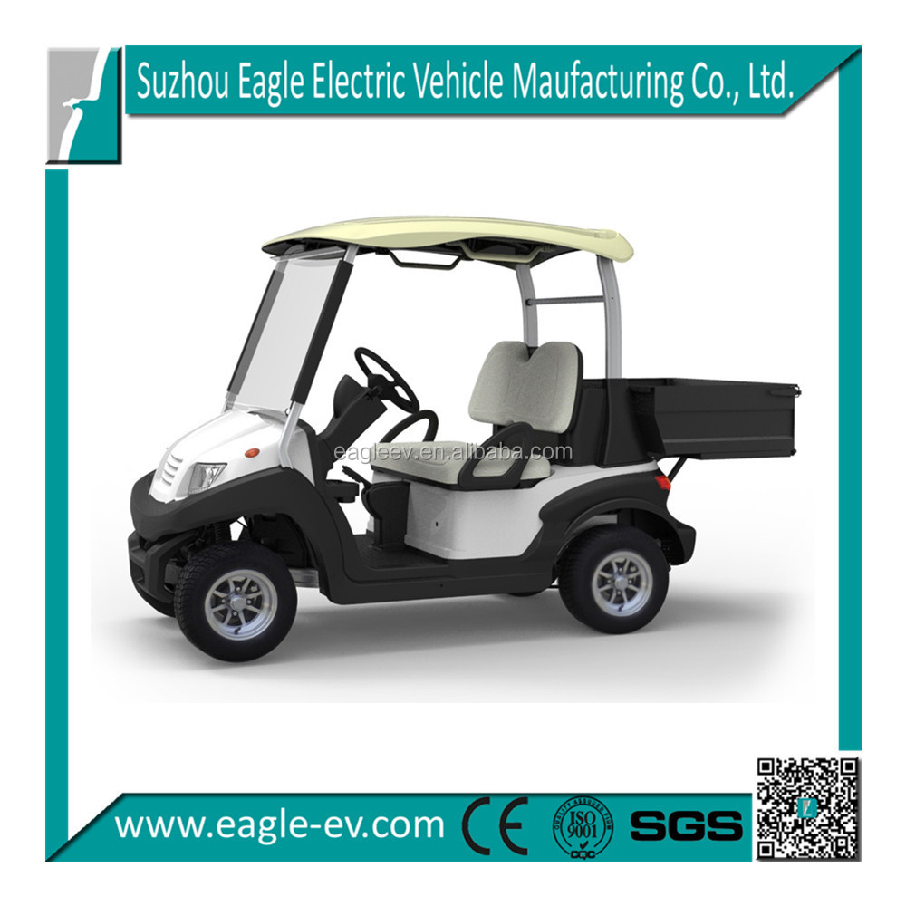 Battery operated utility vehicles