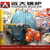 Full automatic Gas Oil fired steam boiler prices