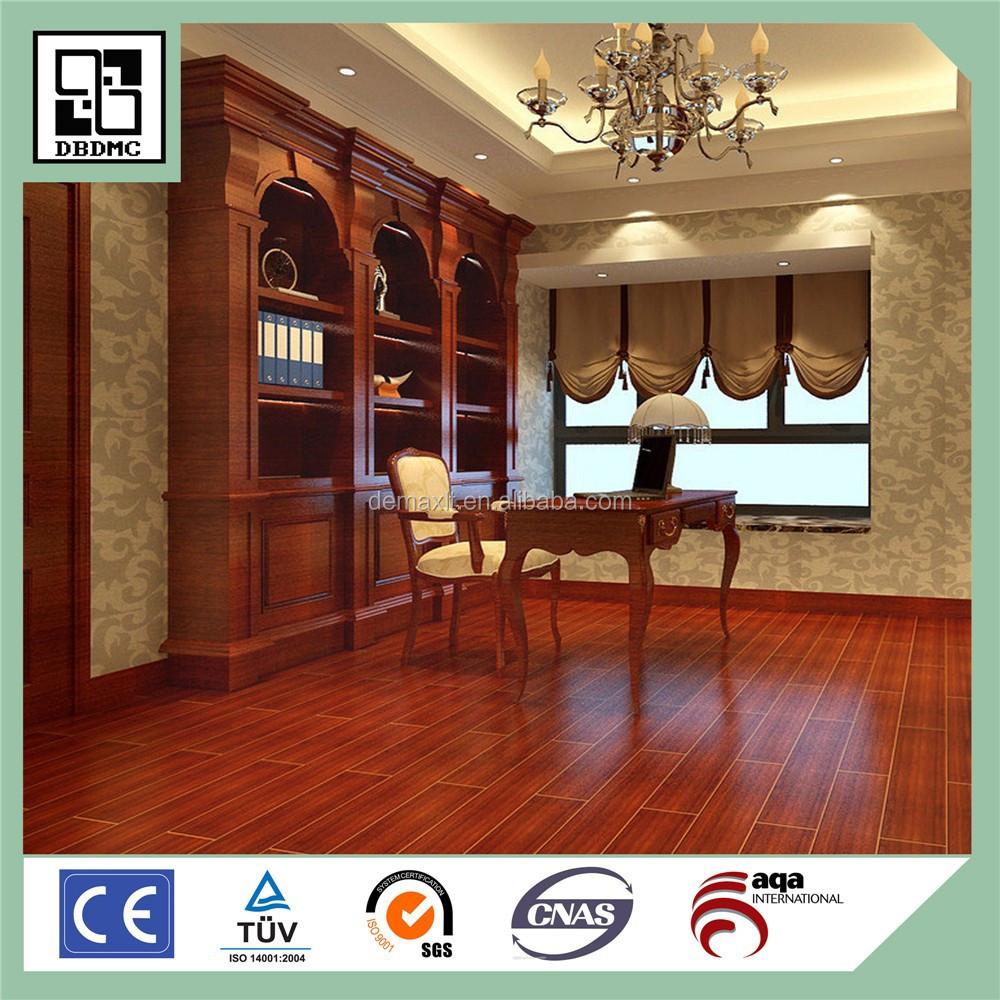 Bamb barato pisos de madera 5 mm piso de vinil - Suelo pvc imitacion madera ...