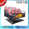 2014 the most revenue high-class 5d movie system 7d cinema amusement ride horse container