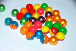 27*27*18.5cm box for 2000 rounds 0.68 caliber paintballs/colorballs/cheapest price for you