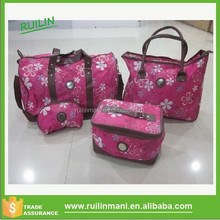 4pcs Portable Travel Bag Set
