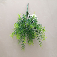 2014 hot sell popular house artificial grass prices decoration dried plants
