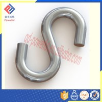 High Quality Polished Stainless Steel S-Hook