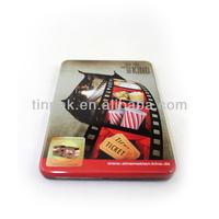 decorative metal tin DVD case exporter