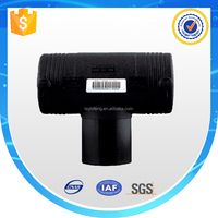 Free Sample ISO9001 HDPE Pipe Fittings