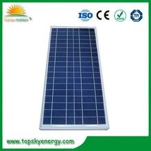 PV Module Polycrystalline Silicon Material 35 watt photovoltaic solar panel