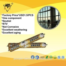 Fast curing Weatherproof Uv Resistance Top Quality 100% Building Construction Silicon Sealant JS-9021