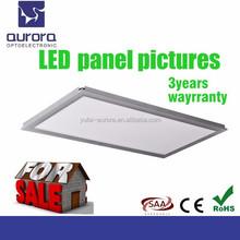 IP54 high cri ce rohs panel light SMD 40W high lumen led 600x600 ceiling panel light