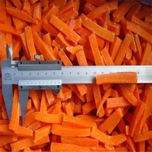 Export High Quality IQF Frozen Carrot Flower ,dice,slice price