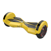 Cheapest price ~ESU004 electric 500w self balance scooter with bluetooth speaker and flash led light on promotion