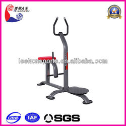 commercial easy flat bench / double wrist bench/ab sport fitness equipment