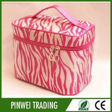 utility polyester cosmetic bag