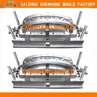 2015 OEM custom injection auto parts hyundai verna mould by professsional maker (good quality)
