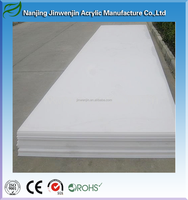 3mm thick extruded heat resistant plastic acrylic sheet