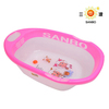 China hot sale PP high quality plastic injection baby bathtub mold with colorful ring wholesalers