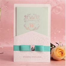 Modern 2015 paper printed cards invitation writing