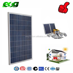 High Efficiency 140W Polycrystalline Solar Panel for off-Grid System