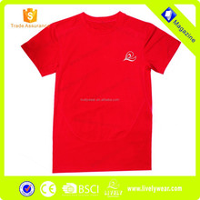 China supplier new design most fashion wholesale fitness apparel red compression men skin wear