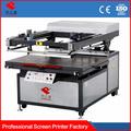 Directo 18 años de fábrica caliente de la venta de vino/regalo/cigarate cartón de papel de impresión de la pantalla de maquinaria