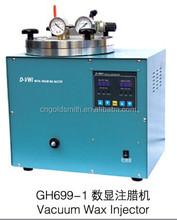 Vacuum Digital injector máquina de ourives cera máquina de moldagem por